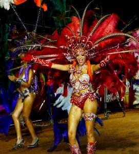 Fin de semana largo de carnavales en Misiones
