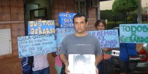 La Justicia fueguina prometió entregar el cuerpo de Gerardo Vélez a su familia en las próximas horas
