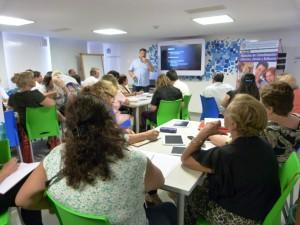 """""""Achicando la brecha digital también se acorta la distancia generacional entre docentes y alumnos"""""""