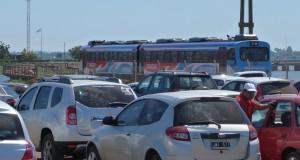 Alta demanda del servicio del tren binacional durante el feriado de Carnaval