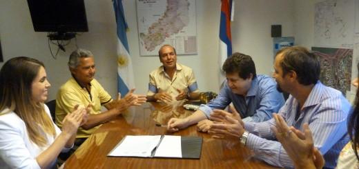 En Concepción de la Sierra la UEP realizará obras por 8 millones de pesos