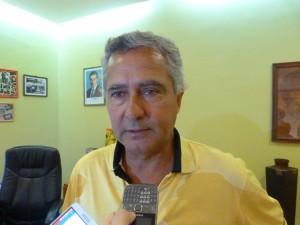 """Pernigotti: """"seguimos trabajando para mejorar los caminos de Concepción de la Sierra"""""""