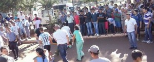 Los detenidos serían parte de una banda que las autoridades brasileñas seguían hace un tiempo