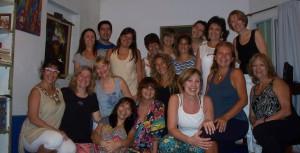 """Terapistas comunitarias comenzaron las actividades del año con un taller vivencial para """"liberar las emociones"""""""