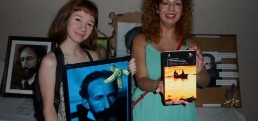 Por primera vez artistas plásticas misioneras fueron premiadas en el Homenaje a Horacio Quiroga