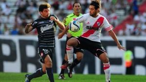 Electrizante: River y Quilmes empataron 2 a 2 en el Monumental