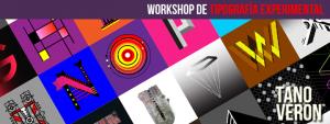 El Tano Verón dictará un Workshop de Tipografía Experimental en Posadas