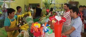 Demanda de flores hoy en el Día de los Enamorados