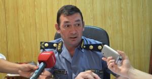 Víctor Wall asumió como nuevo jefe de la Unidad Regional II de Policía de Oberá