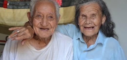 Amor en Paraguay: Anacleto tiene 100 años, Cayetana 93 y están juntos desde hace 78