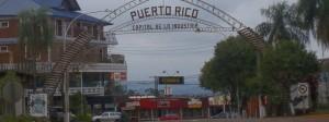 Banda armada asaltó la oficina de un frigorífico en Puerto Rico: golpeó a un empleado y se llevó 43 mil pesos