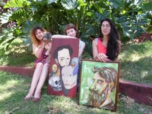 Artistas plásticas misioneras se suman al Homenaje a Horacio Quiroga