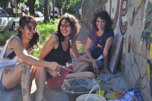 Artistas posadeñas realizaran un mural en la Facultad de Humanidades por el día de la mujer
