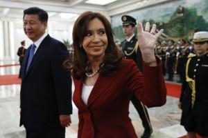 Cristina se reunió con Xi Jinping, ratificó la alianza con China y firmó 15 nuevos convenios bilaterales