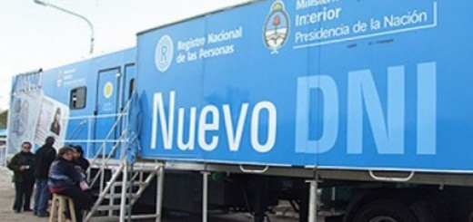 El Registro de las Personas trabajará con los municipios para acelerar las entregas de DNI