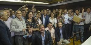 Scioli se reunió con 30 intendentes de Misiones
