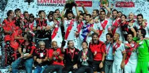 River derrotó a San Lorenzo y se quedó con el primer título internacional del año