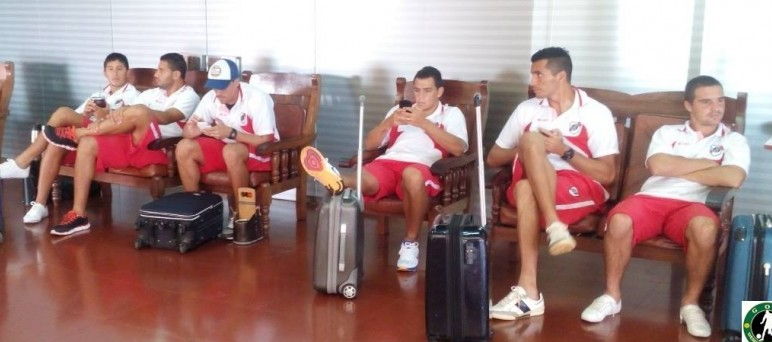 Guaraní juega en Mendoza y en el debut de los Zuccarrelli no estará Barinaga, figura y goleador
