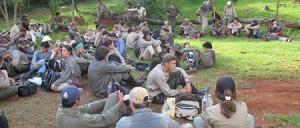 San Pedro: El lunes comienza el curso de ingreso a la carrera de Guardaparques