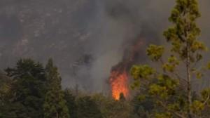 El incendio en Chubut ya consumió más de 8.500 hectáreas y está descontrolado