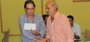 El ministro Luis Jacobo entregó más de 5.700.000 pesos a instituciones de educación técnica profesional