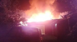 Se incendió un depósito de la Municipalidad de Mado