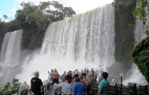 Hubo récord de turistas extranjeros en 2014