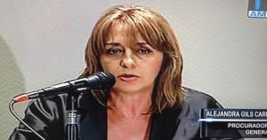 Gils Carbó presentó a los cuatro fiscales que reemplazarán a Nisman en la Unidad Fiscal de Investigación AMIA