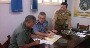 Está en marcha el operativo conjunto entre fuerzas argentinas y brasileñas