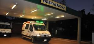 Un nene fue internado en Eldorado tras recibir una descarga eléctrica