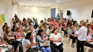 Facilitadores del Programa Nacional de Formación Permanente para docentes debatieron sobre los avances de la capacitación en Misiones