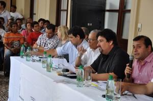 Presentaron el plan de contención sociosanitaria educativo integral para las familias Mbya Guaraní