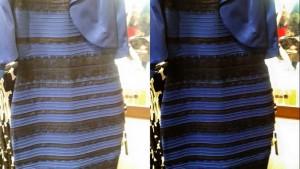Se supo y el vestido que revolucionó las redes sociales es de color….