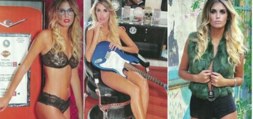 La supuesta novia de Nisman aprovechó la exposición y se mostró hot en la revista Caras