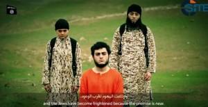 El Estado Islámico volvió a utilizar a un niño para ejecutar a un presunto espía israelí