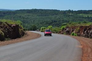 Progresa el asfaltado de la ruta Provincial 215