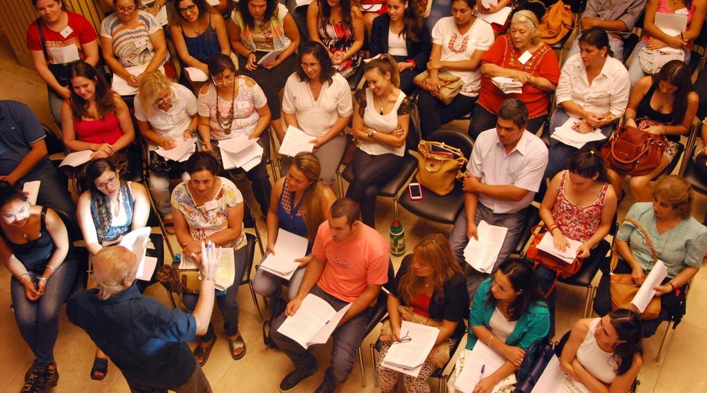 Legislatura: realizaron el segundo encuentro del taller sobre derechos humanos integrales