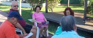 Vecinos de la Bajada Vieja quieren conservar la identidad del barrio donde nació Posadas