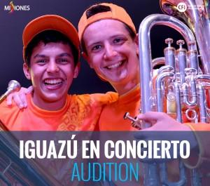 Más de 130 mil personas ya votaron a sus artistas favoritos en el Iguazú en Concierto Audition