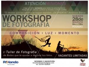 Rolando y Adrian Stehlik presentan DREAMWORKS , un taller de fotografía que te hará soñar