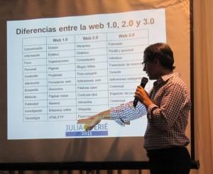 Afirman que la web 3.0 forma parte de la evolución en la que estamos viviendo