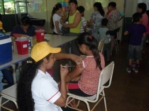 Zona Norte Paraná: más de 400 niños asistieron a operativos de salud en Eldorado