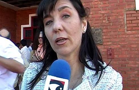 María Losada denunció a Germán Bordón por violencia de género