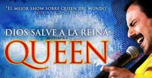 """Vuelve a Posadas """"Dios Salve a la Reina"""" con el mejor tributo a Queen"""