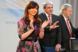 """La Presidenta anunció un acuerdo """"histórico"""" con la Federación Agraria para pequeños productores"""