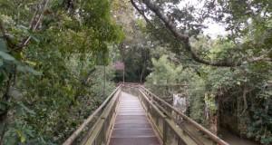 Está previsto que mañana se inaugure la ampliación del Circuito Superior en Cataratas del Iguazú