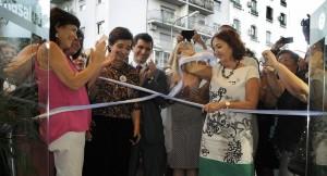 La obra social del Sindicato de Amas de Casa de la Republica Argentina inauguró su nueva sede en Buenos Aires