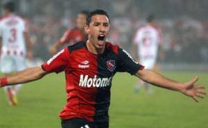 Gallego confirmó el equipo para mañana: Ignacio Scocco y Maxi Rodríguez, la dupla de ataque