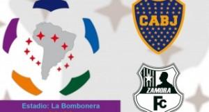 Libertadores: Boca buscará un paso más hacia la clasificación ante Zamora