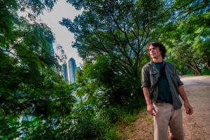 EL guardaparque misionero que triunfa en la Reserva Ecológica de Costanera Sur